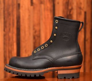 Order Boots File 1102 - ホワイツブーツ スモークジャンパー