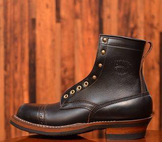Order Boots File 1086 - ホワイツブーツ スモークジャンパー
