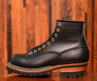 Order Boots File 1075 - ホワイツブーツ スモークジャンパー