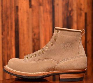Order Boots File 1078 - ホワイツブーツ スモークジャンパー