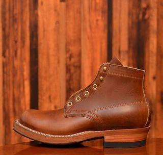 Order Boots File 1110 - ホワイツブーツ セミドレス