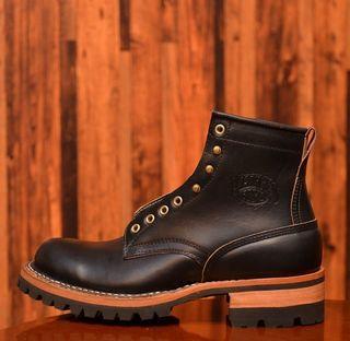 Order Boots File 1108 - ホワイツブーツ スモークジャンパー