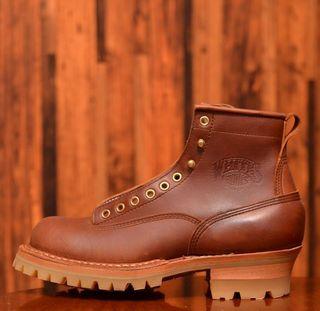 Order Boots File 1088 - ホワイツブーツ スモークジャンパー