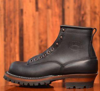 Order Boots File 1069 - ホワイツブーツ スモークジャンパー