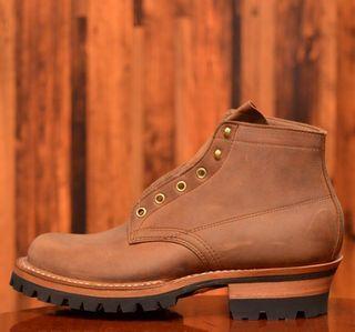 Order Boots File 1144 - ホワイツブーツ セミドレス