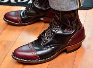 Order Boots File 1070 - ホワイツブーツ ドレスパッカー 2